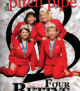 Four Bettys – 2008 SAI Queens of Harmony