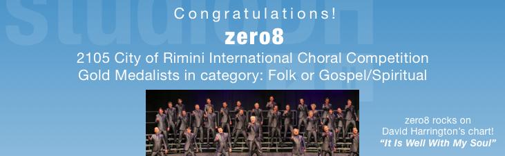 Web Banner Congrats zero8 www.studioDH.com