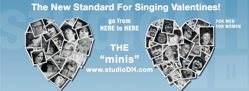 Web Banner www.studioDH.com Minis