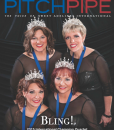 Bling! – 2015 SAI Queens of Harmony