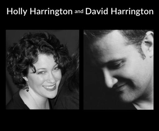 Holly Harrington and David Harrington – www.studioDH.com