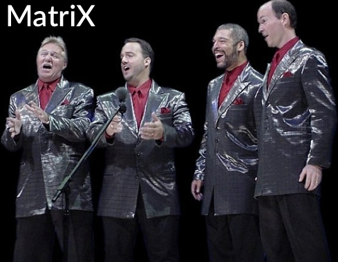 MatriX – 2006 BHS International 9th Place Finalists