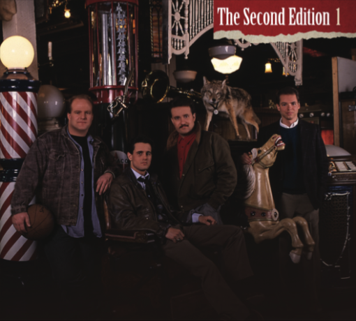The Second Edition – 1989 BHS Int'l Champions – The Second Edition 1 Recording