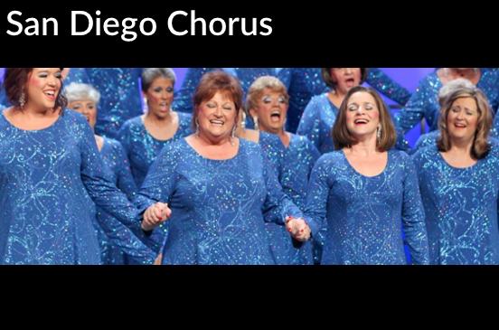 San Diego Chorus – 2002 SAI International Champions