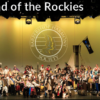 Sound of the Rockies – 2016 BHS International 5th Place Medalists
