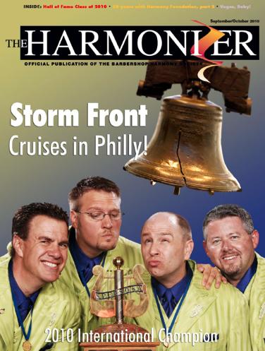 Storm Front – 2010 BHS International Champion Quartet