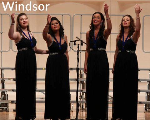 Windsor – 2015 SAI Reg.# 9 Champions